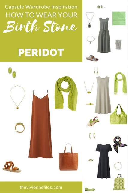 August Birthstone: Peridot!