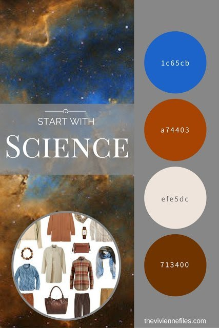 Build a Foolproof Travel Wardrobe by Starting with Science: The Heart Nebula by Peter Jenkins