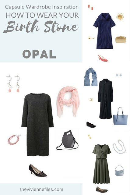 October's Birthstone is Opal! A Few Ideas...