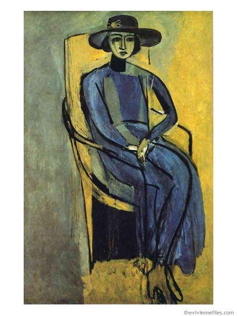 Portrait de Greta Prozor by Henri Matisse