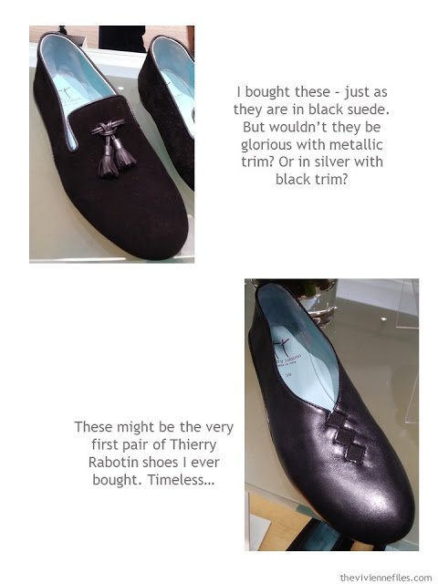 stock Thierry Rabotin shoes at Hanig's Footwear Chicago