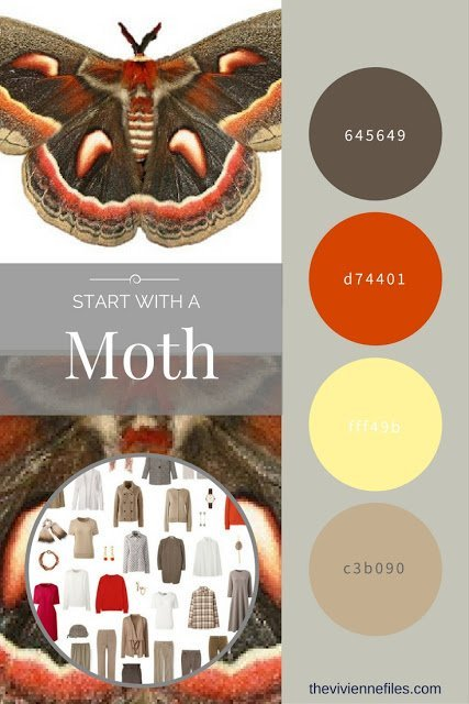 Can a More Casual Work Wardrobe have Personality? Start with a Moth...
