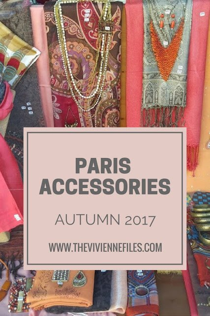 Paris Accessories – Autumn 2017