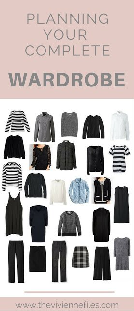 Planning Your Complete Wardrobe – Maybe I Should Start with the Real World?