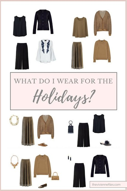 What do I Need to Wear for the Holidays?