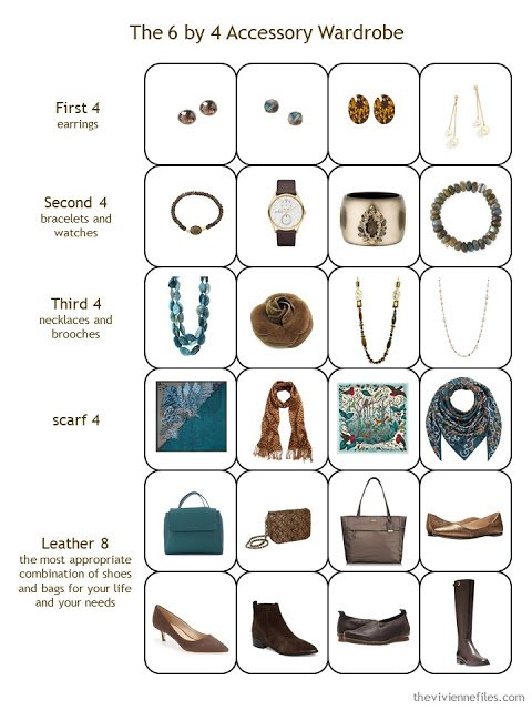 Finished 6 by 4 Accessory Wardrobe