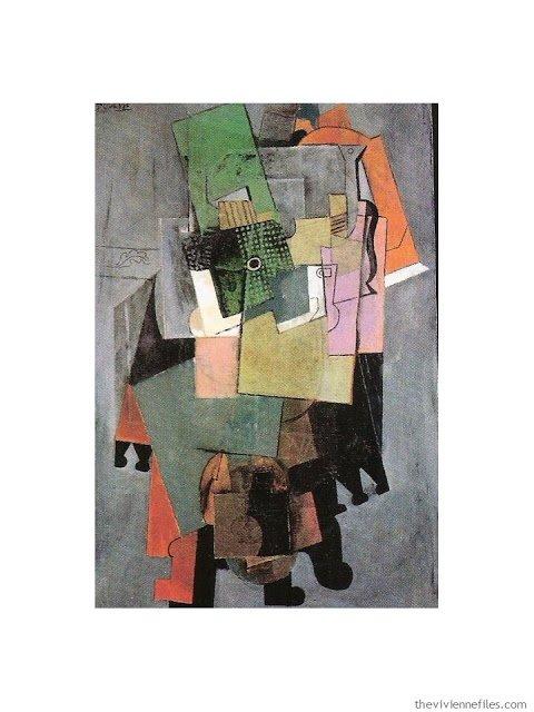 Instruments de Musique sur un Gueridon by Picasso
