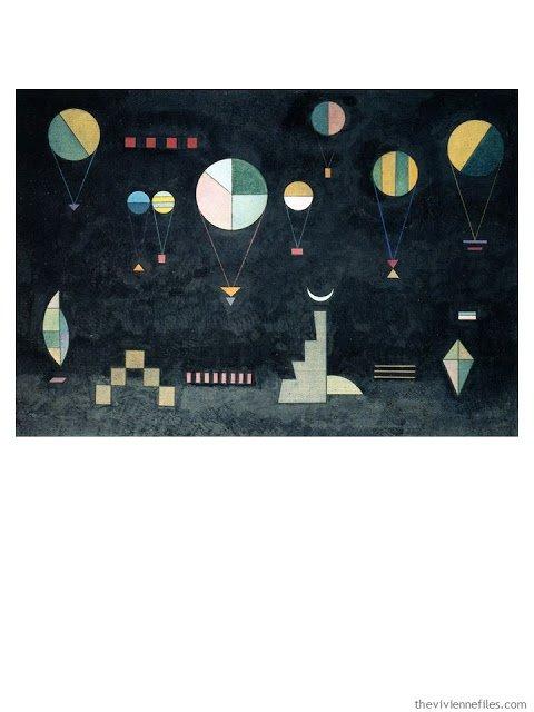 Shallow Deep by Wassily Kandinsky
