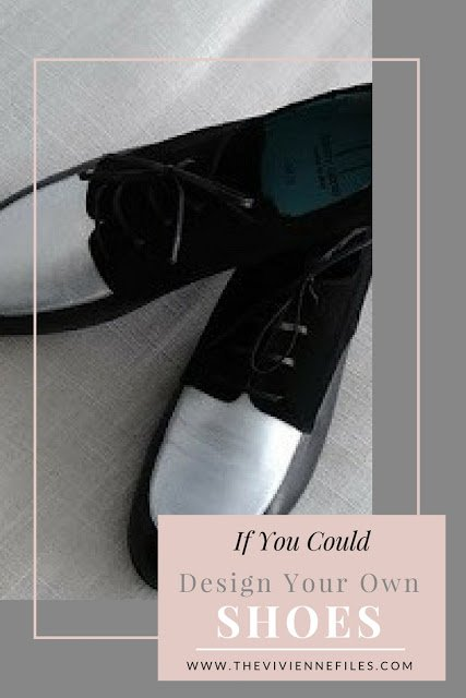 If You Could Design Your Own Shoes…