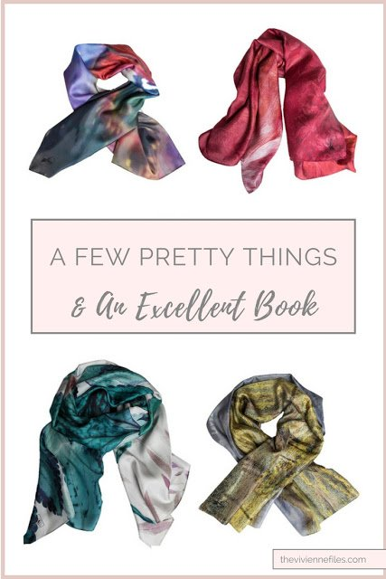 Just a Few Pretty Things.... and an Excellent Book!