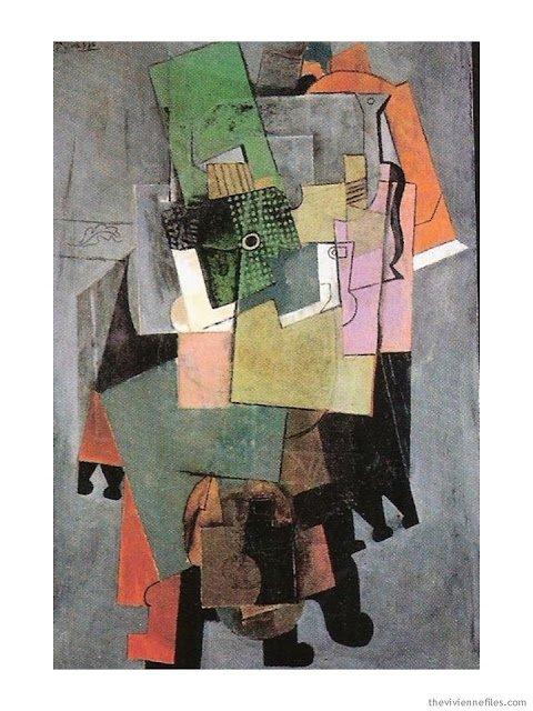 Instruments de Musique sur un Gueridon by Pablo Picasso