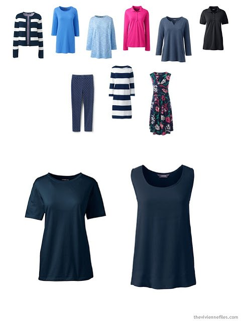 adding 2 neutral garments to utilize some wardrobe orphans