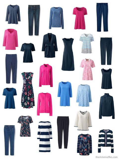 Focused and Refined spring wardrobe
