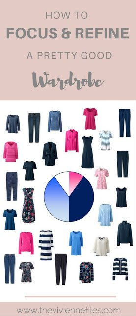How to Focus and Refine a Pretty Good Wardrobe