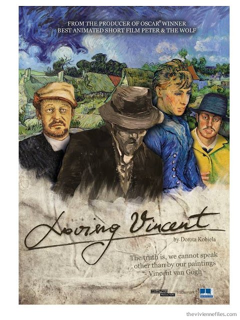Loving Vincent by Dorota Kobiela