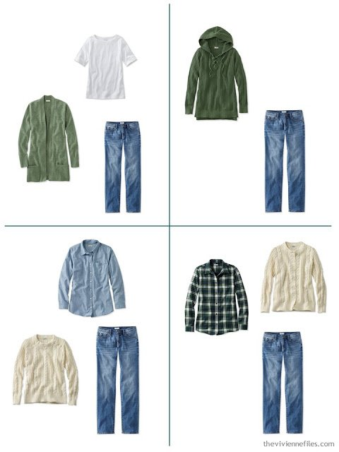 4 ways to wear jeans for spring