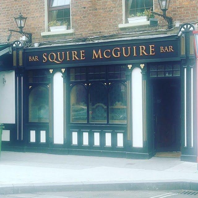 Squire McQuire Pub Limerick Ireland
