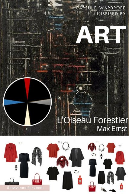 L'Oiseau Forestier by Max Ernst - Revisiting for Spring 2018