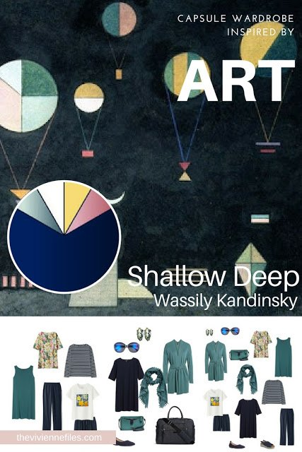Shallow Deep by Wassily Kandinsky - Revisiting for Spring 2018