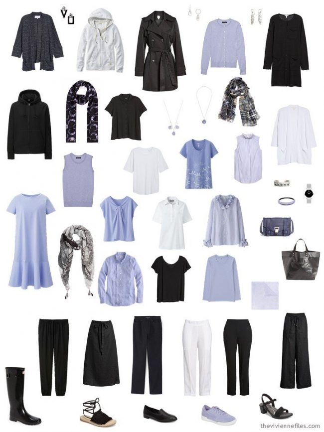 25-piece Step by Step Wardrobe