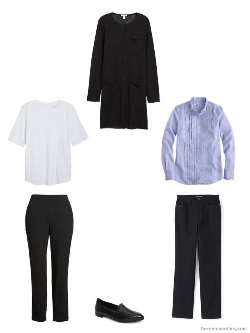 5-Piece Core Wardrobe