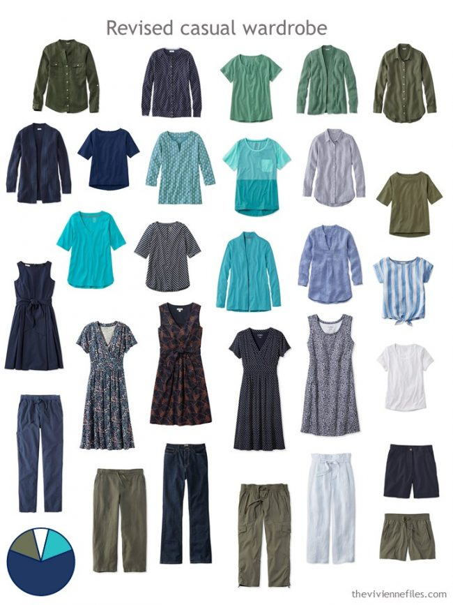 11. the wardrobe after refining