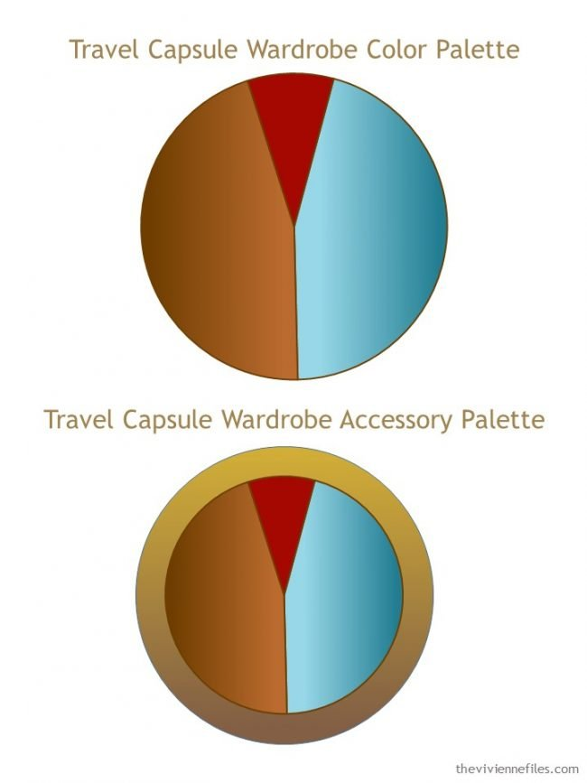 choosing an accessory color palette