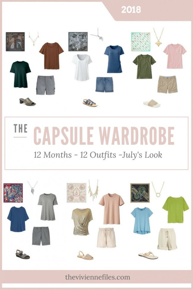 BUILD A CAPSULE WARDROBE IN 12 MONTHS