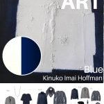 A TRAVEL CAPSULE WARDROBE INSPIRED BY BLUE BY KINUKO IMAI HOFFMAN, REVISITED FOR AUTUMN 2018