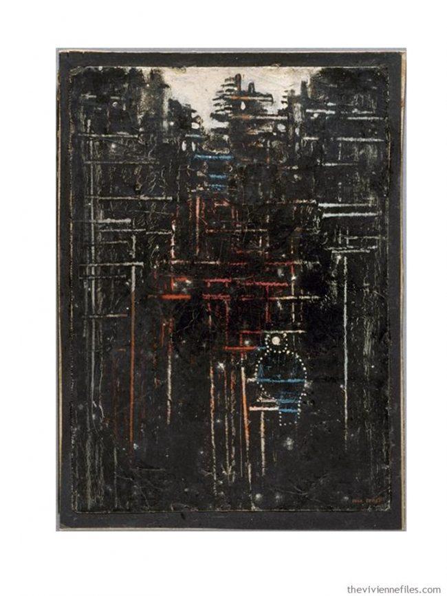1. L'Oiseau Forestier by Max Ernst