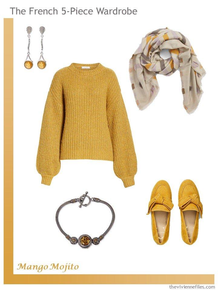 5. Mango Mojito French 5-Piece Wardrobe