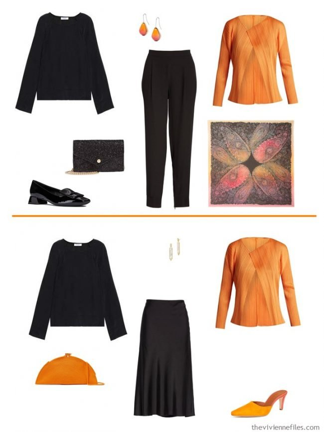 8. Accenting black with Turmeric