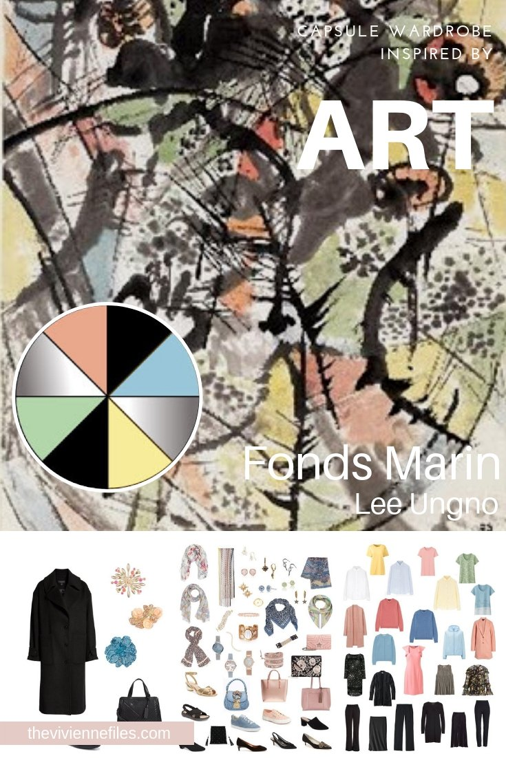 EVALUATING A WARDROBE: A YEAR OF FONDS MARINS BY LEE UNGNO