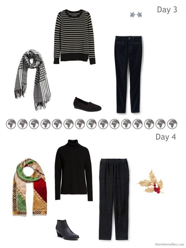12. what I will wear the 2nd 2 days in Paris