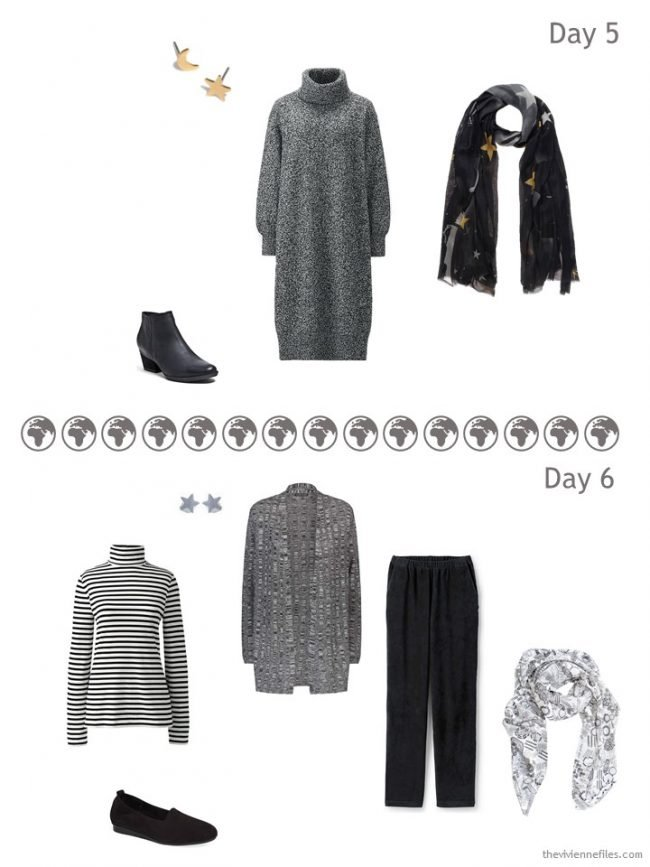 13. What I will wear the last 2 days in Paris