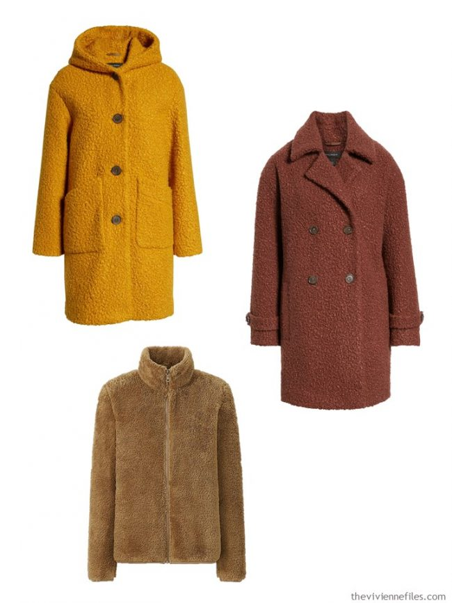 5. teddy bear pile coats