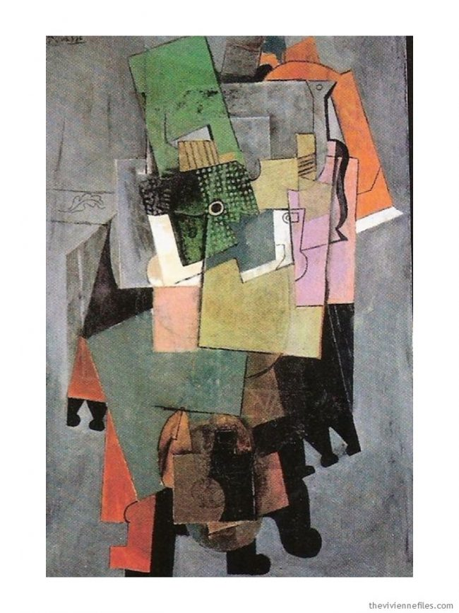 1. Instruments de Musique by Picasso