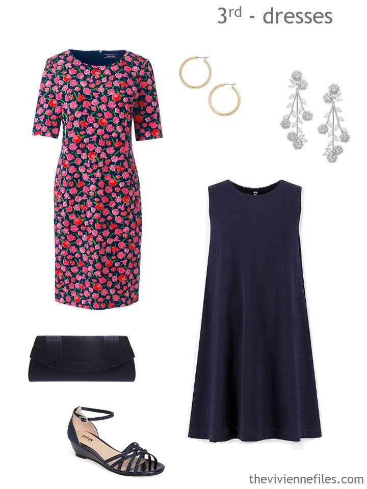 4. 2 dresses for warm weather
