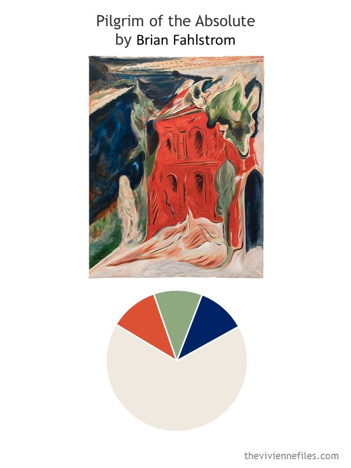 2. Pilgrim of the Absolute with color palette