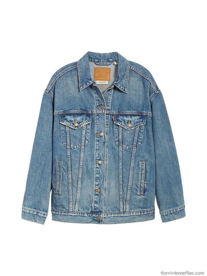 1. denim jacket