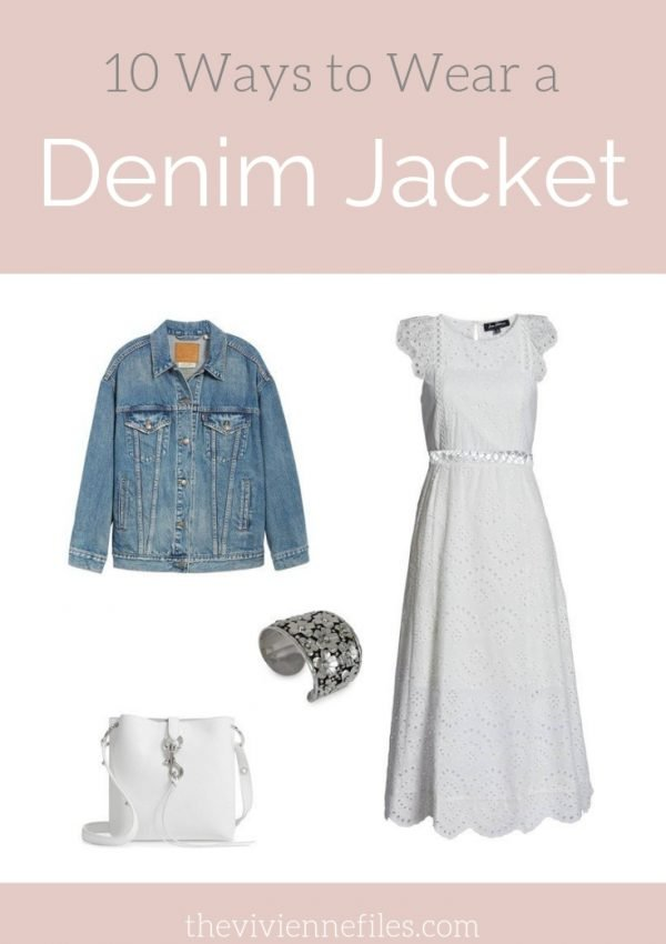 10 WAYS TO WEAR A DENIM JACKET