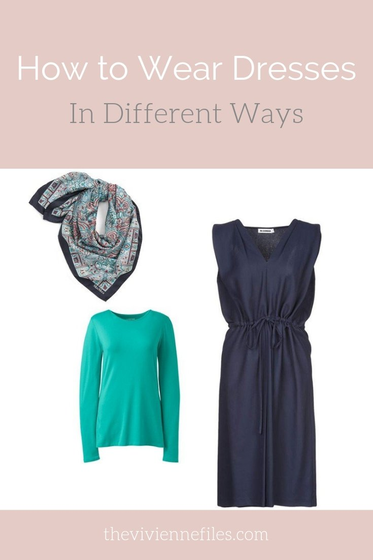 HOW TO WEAR DRESSES IN DIFFERENT WAYS