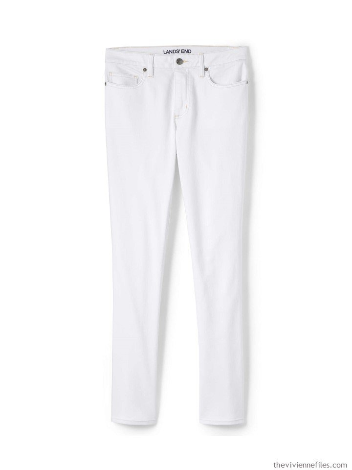 1. my favorite white jeans