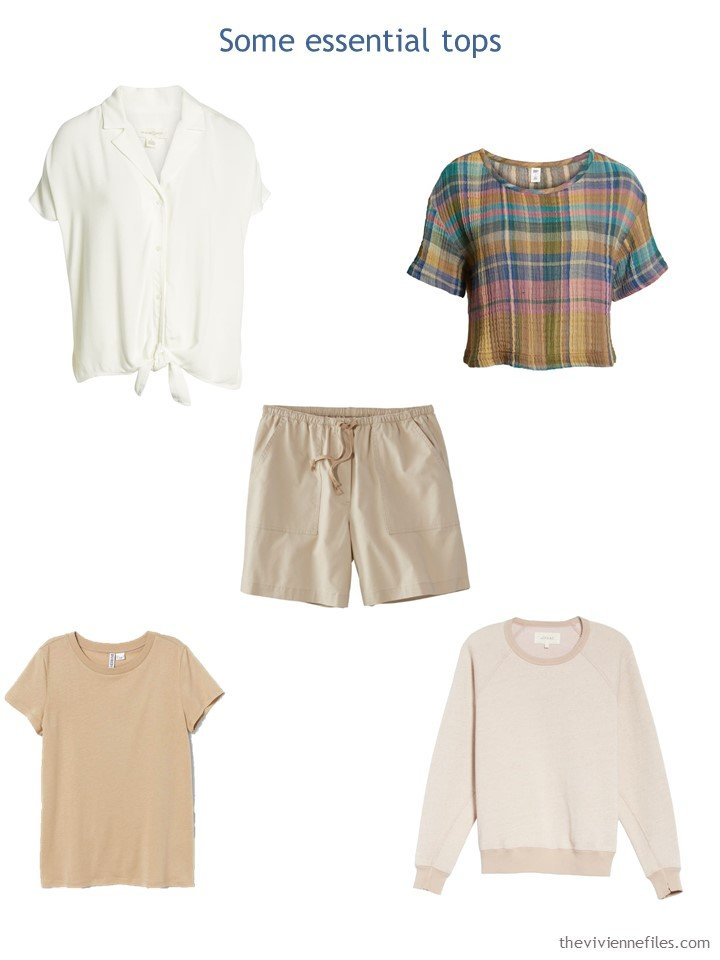 6, adding 5 pieces to a Whatever's Clean 13 wardrobe