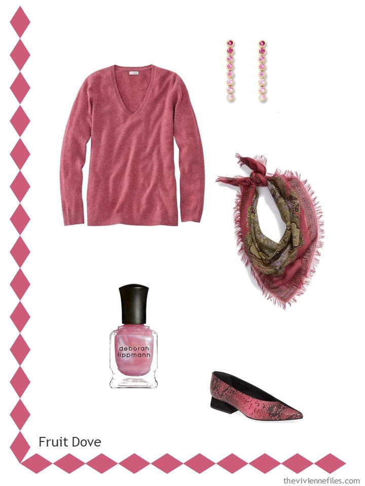 6. Fruit Dove accessory family
