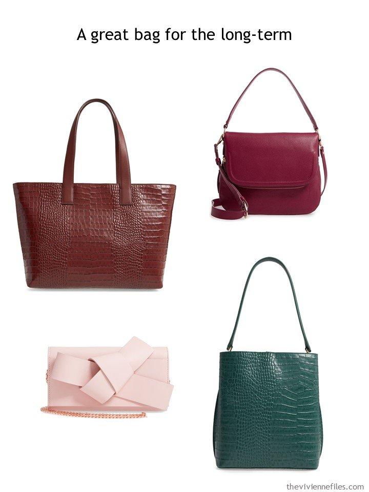 10. choosing a bag for autumn 2019