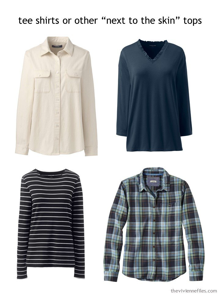 2. choosing a top for autumn 2019