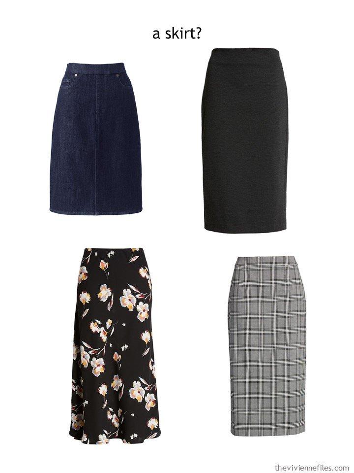 4. choosing a skirt for autumn 2019