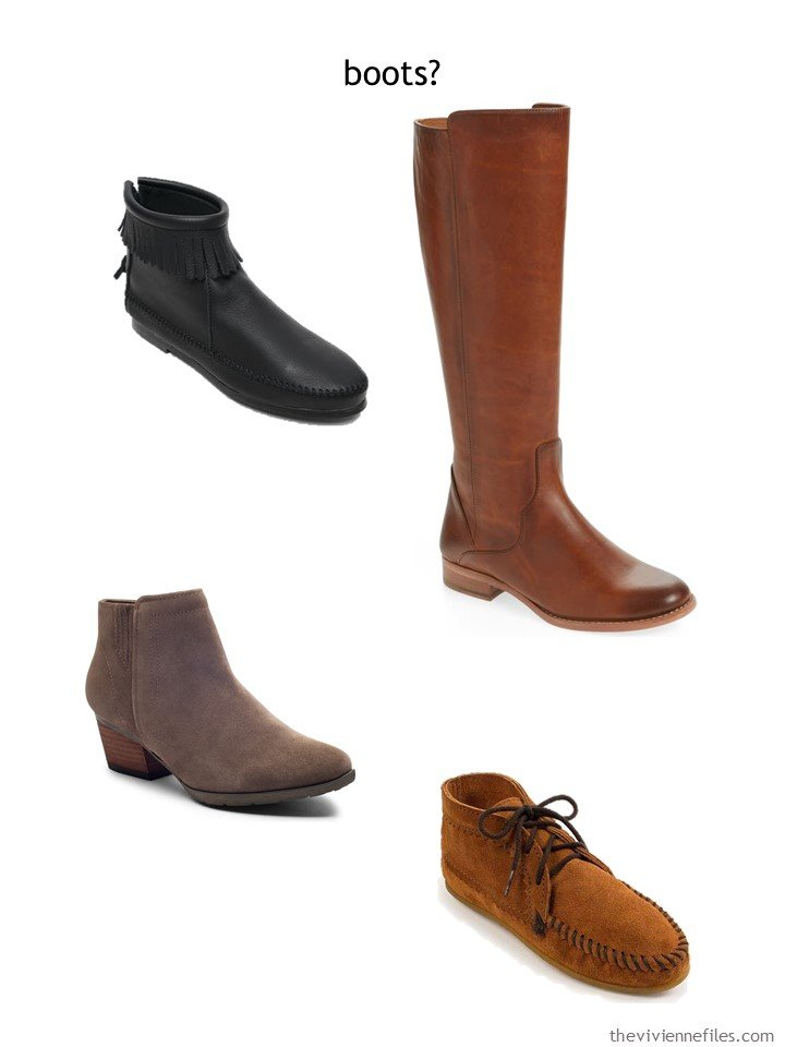 6. choosing a pair of boots for autumn 2019