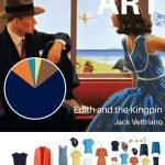 CREATE A TRAVEL CAPSULE WARDROBE INSPIRED BY ART - EDITH AND THE KINGPIN BY JACK VETTRIANO